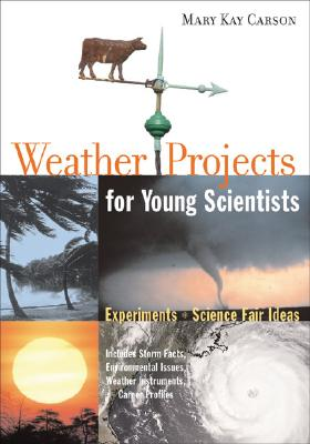 Weather Projects for Young Scientists Cover