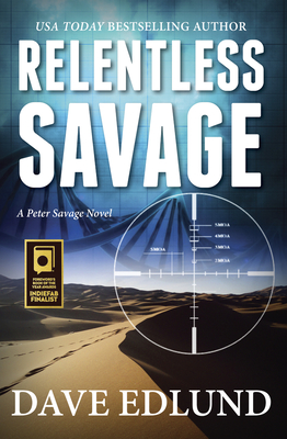 Relentless Savage Cover