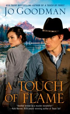 Cover for A Touch of Flame (The Cowboys of Colorado #2)