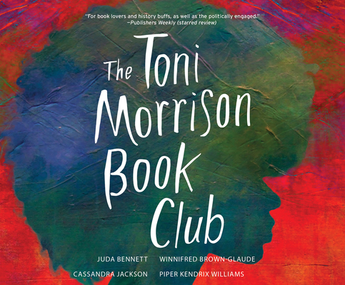 The Toni Morrison Book Club Cover Image