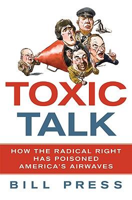 Toxic Talk Cover