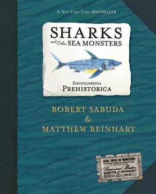 Encyclopedia Prehistorica Sharks and Other Sea Monsters Cover