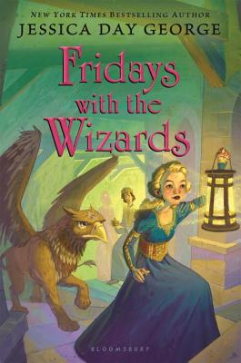 Fridays with the Wizards (Tuesdays at the Castle #4) Cover Image