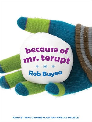 Because of Mr. Terupt Cover Image