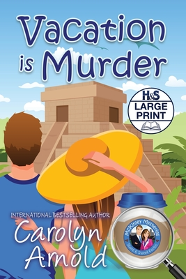 Cover for Vacation is Murder
