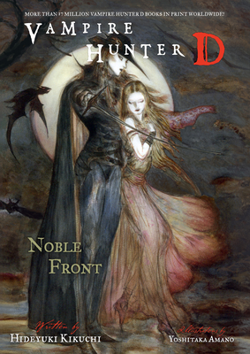 Vampire Hunter D Volume 29: Noble Front Cover Image