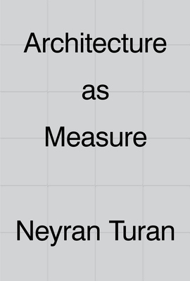 Architecture as Measure Cover Image