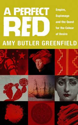 Cover for Perfect Red