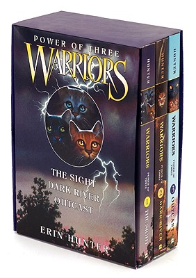 Warriors: Power of Three Box Set: Volumes 1 to 3 Cover Image