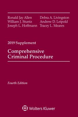 Comprehensive Criminal Procedure: 2019 Case Supplement (Supplements) Cover Image