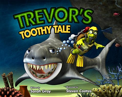 Trevor's Toothy Tale Cover