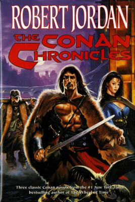 Conan Chronicles Cover