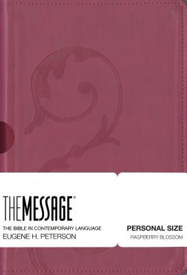 Message-MS-Personal Size Numbered: Bible in Contemporary Lanuage Cover Image