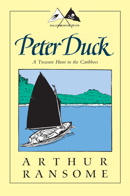 Peter Duck: A Treasure Hunt in the Caribbees (Swallows-And-Amazons-For-Ever! #3) Cover Image