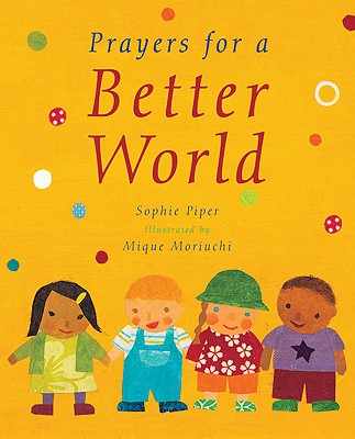 Prayers for a Better World Cover