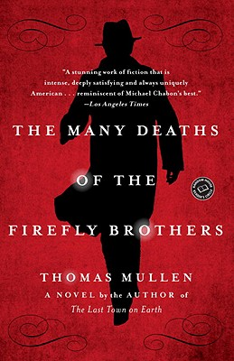 The Many Deaths of the Firefly Brothers Cover
