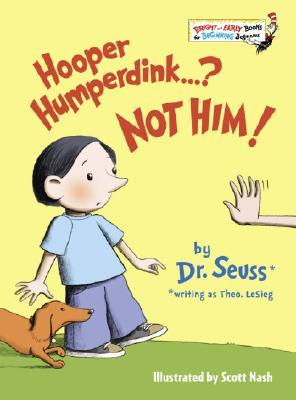 Cover for Hooper Humperdink...? Not Him!