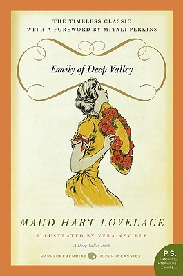 Cover for Emily of Deep Valley