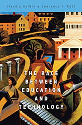 The Race Between Education and Technology Cover Image