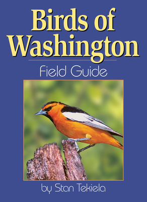 Birds of Washington Field Guide (Bird Identification Guides) Cover Image