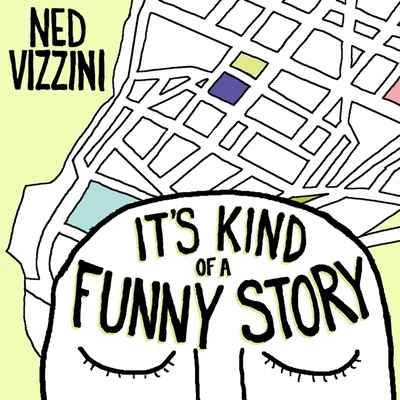 It's Kind of a Funny Story Lib/E Cover Image