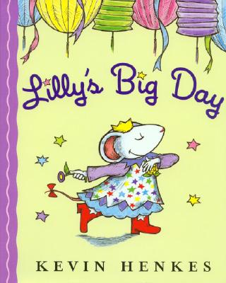 Lilly's Big Day (1 Hardcover/1 CD) Cover Image