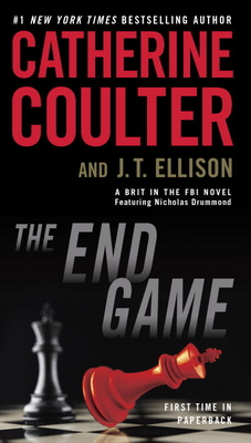 Cover for The End Game (A Brit in the FBI #3)