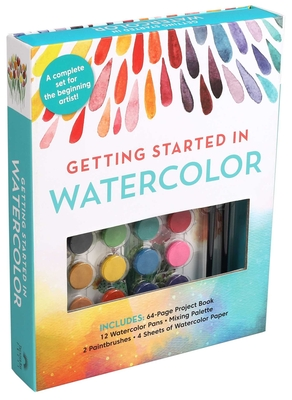 Getting Started in Watercolor Cover Image
