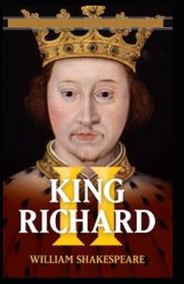 Richard II: illustrated edition Cover Image