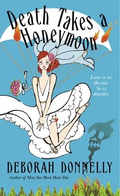 Death Takes a Honeymoon Cover