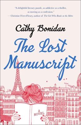 The Lost Manuscript: A Novel Cover Image