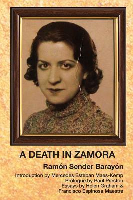 A Death In Zamora Cover Image