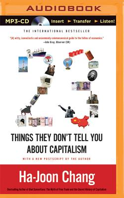 23 Things They Don't Tell You about Capitalism Cover Image