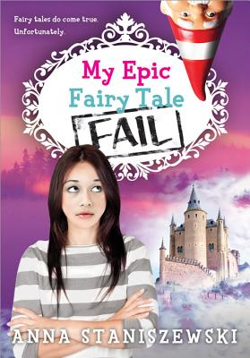 My Epic Fairy Tale Fail Cover