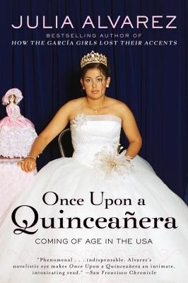 Once Upon a Quinceanera Cover