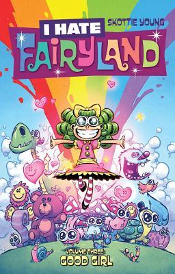 Cover for I Hate Fairyland Volume 3