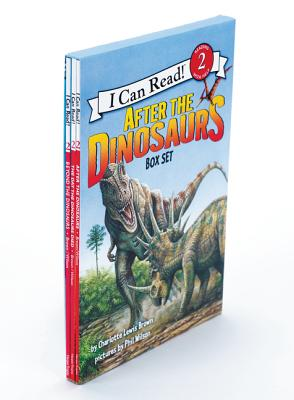 After the Dinosaurs Box Set: After the Dinosaurs, Beyond the Dinosaurs, The Day the Dinosaurs Died (I Can Read Level 2) Cover Image