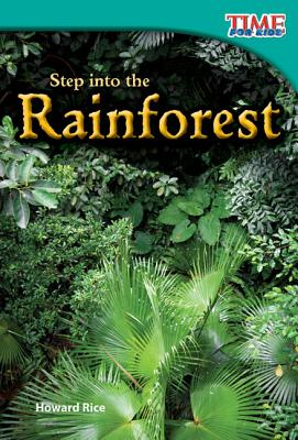 Step into the Rainforest Cover Image