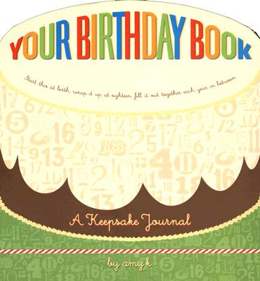 Your Birthday Book Cover