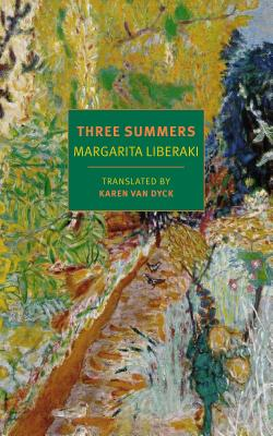 Three Summers Cover Image