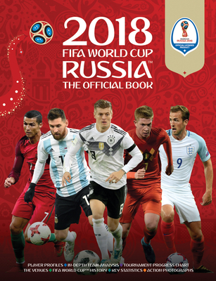 2018 Fifa World Cup Russia(tm) the Official Book Cover Image