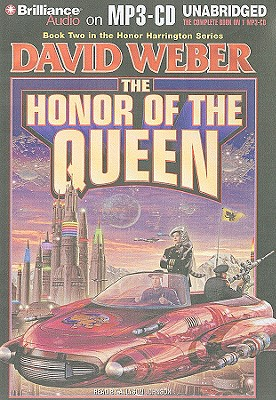 The Honor of the Queen Cover Image