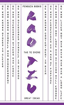 Tao Te Ching Cover
