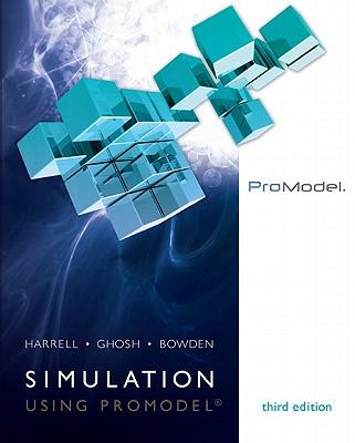 Simulation Using Promodel Cover Image