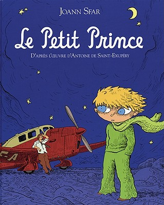 The little prince original book cover