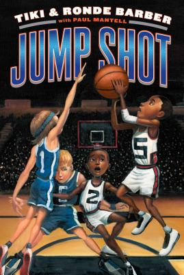 Cover for Jump Shot (Barber Game Time Books)