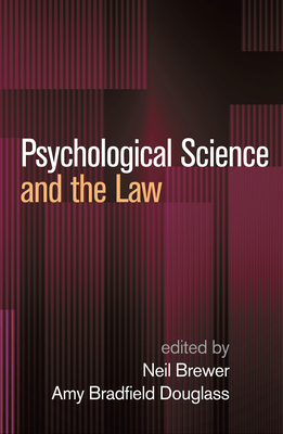 Psychological Science and the Law Cover Image