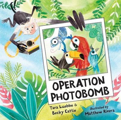 Operation Photobomb Cover Image