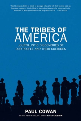 The Tribes of America Cover