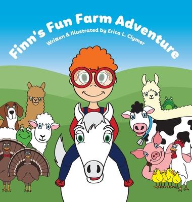 Finn's Fun Farm Adventure Cover Image